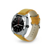 1chip OEM x3 camera smart watch full IPS round touch screen anti scratch anti breaking smart watch