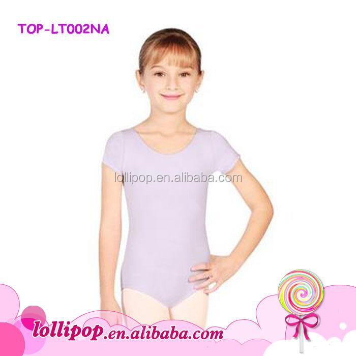 38099be16 Spandex Lycra Leotard Kids Training Dance Wear Baby Hot Pink Flutter ...