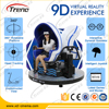 9D Interactive Virtual Reality Headset 3D glass VR 5D Simulator 9D Game Machine For New Investment