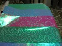 A4 transparent laser paper,holographic laser paper,laser paper