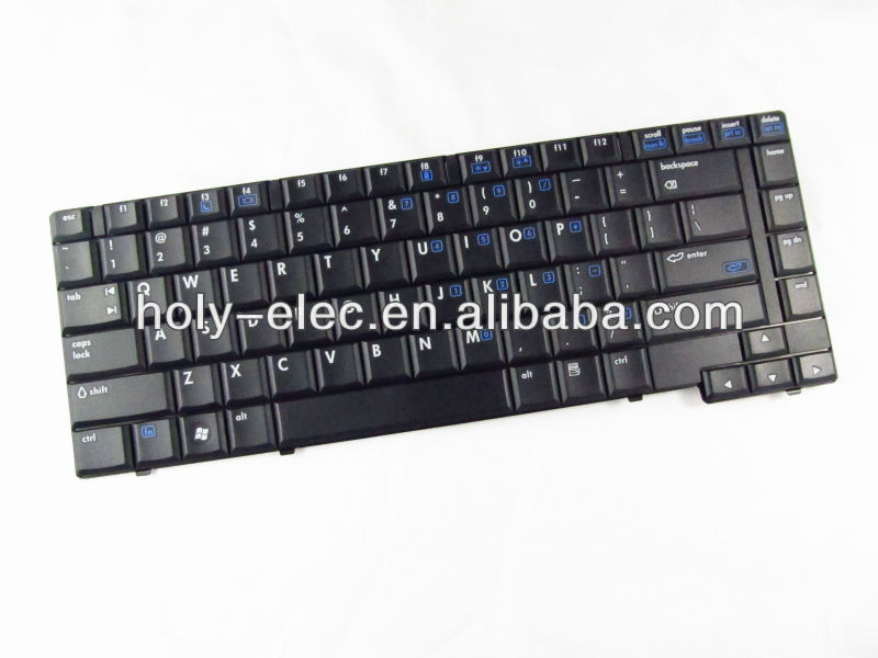 New US laptop keyboard for HP COMPAQ 6710B 6715B