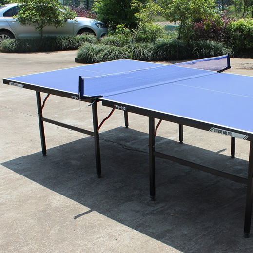 "2018 Fábrica barato venda top mesas dobráveis mesa de Pingue-pongue ITTF interior ""table tennis table"" China-Índia"