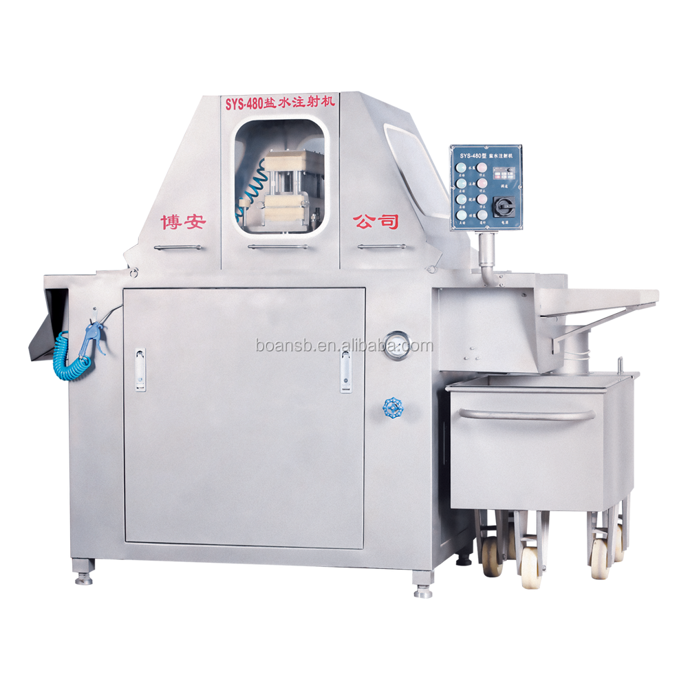 Automatic Saline Injector meat Saline Injecting machine for sausage making