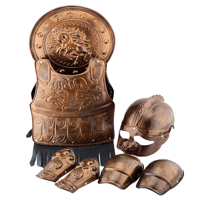 get quotations halloween costumes for kids dress armor dragon knight armor warrior armor and equipment kids cosplay clothing