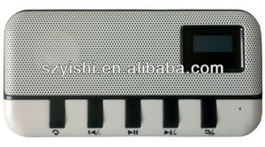 Standalone Telephones recorder, phones recording box supports 16G TF card