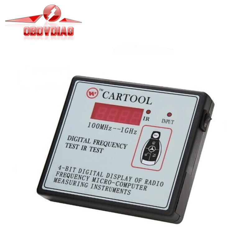 2016 высокое Porformance тестер частота может проверить автомобиль ик инфракрасный пульт дистанционного ключа ( диапазон частот 100 - 1000 мГц ) с бесплатная доставка
