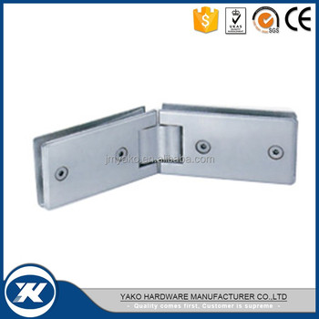 Stainless Steel Or Brass Adjust Shower Door Pivot Hinge With High