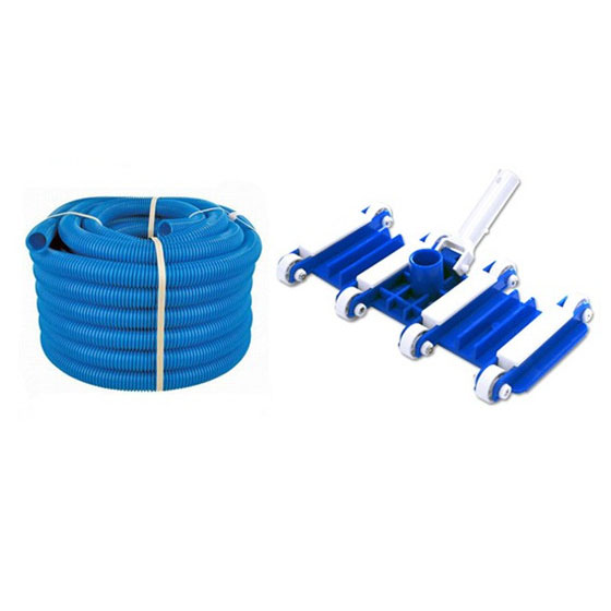 Swimming Pool Cleaning Accessory Cleaner Hose Vacuum 3 Flexible Suction Product On