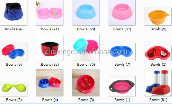 Wholesale blank pet bottle, dog feeds, pet bowls design