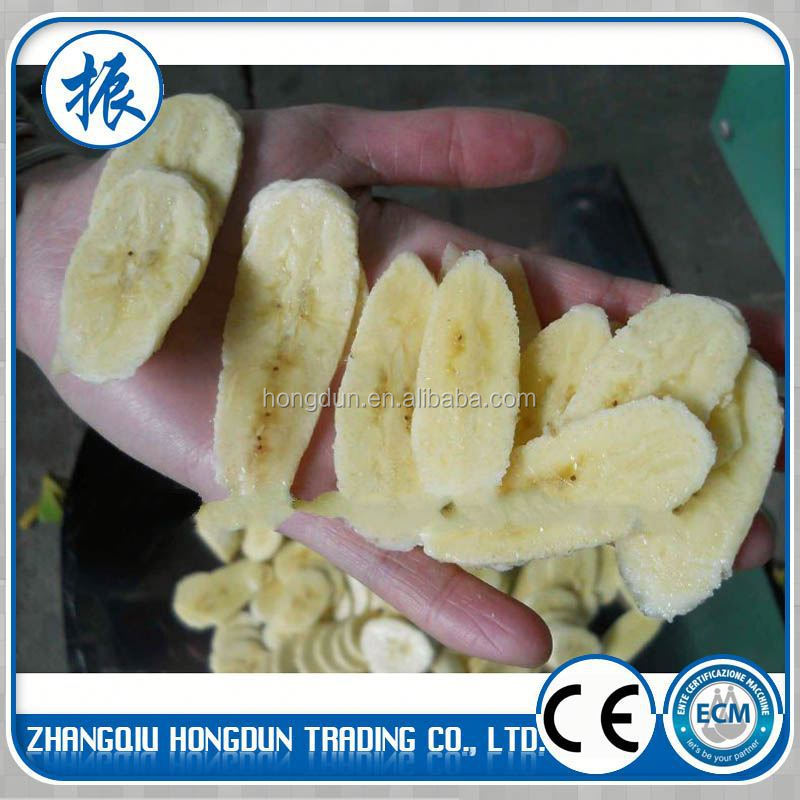 Banana Chips Production