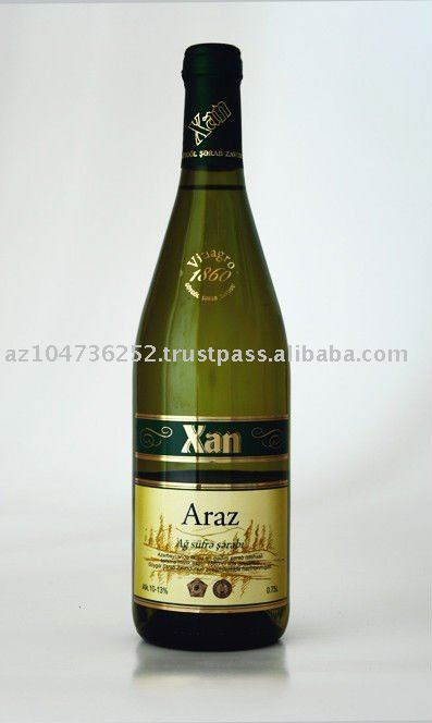 Xan Araz White Aromatized Wine