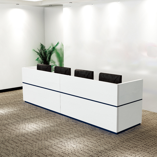 2017 Modern Front Office Desk Design