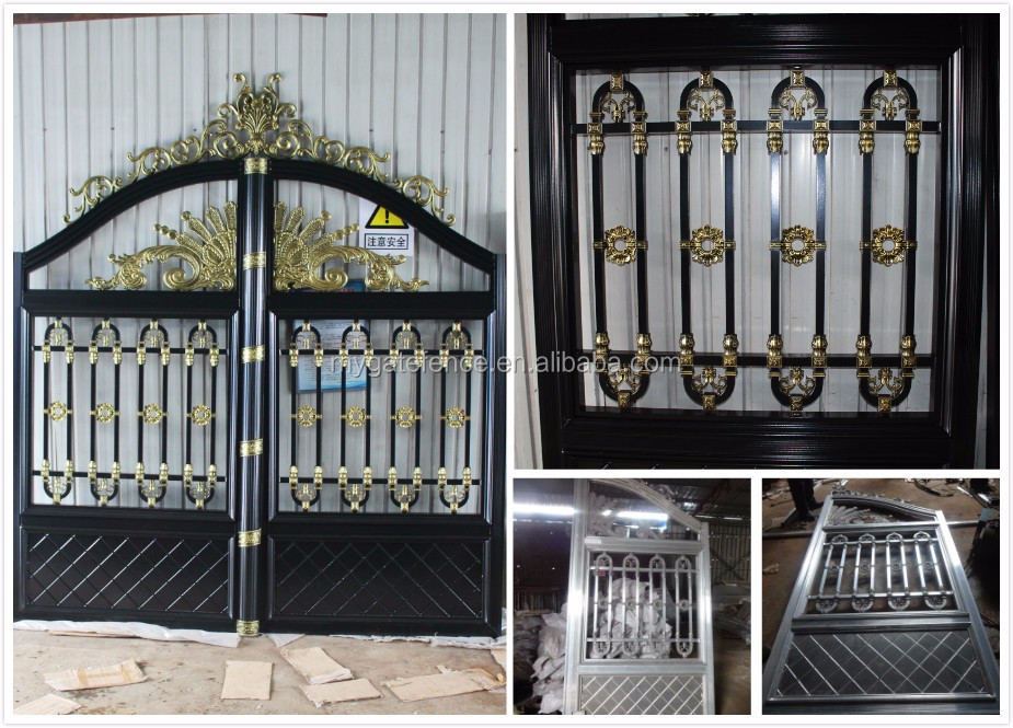 Color Designs Simple Gate Design,Modern Gate Designs,Boundary Wall ...