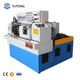 Cnc Threading Machine Hydraulic Threading Machine For Round Metal Pipe Ends Bottle Cap