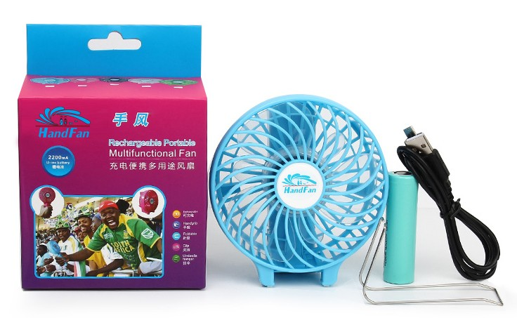 Electrical appliances battery powered personal small portable air conditioner rechargeable fan