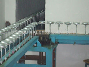 Non Stick Fry Pan Coating Line AFT-SC-036