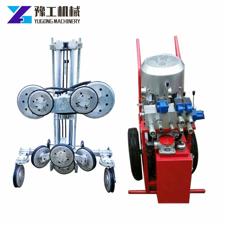 World Famous Brand Mini Diamond Wire Saw Stone Saw Machine Automatic ...