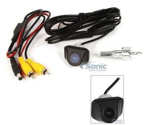 Crux Toyota Rear-View Camera Integration Kit (RVCTY-71T) Add a Rear-View Camera to a Factory Radio for select 2014-2015 Toyota Vehicles