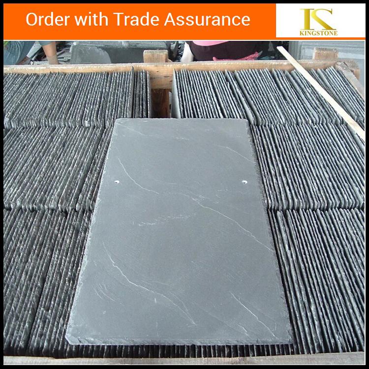 Дизайны плитки натуральный сланец серый крыши шифера для проекта