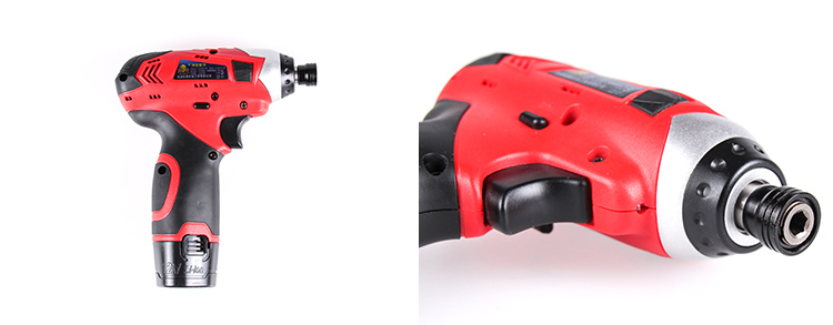 Factory price cordless portable electric screwdriver