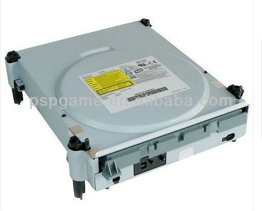 for xbox-360 slim DVD-ROM drive VAD6038 benq repair parts