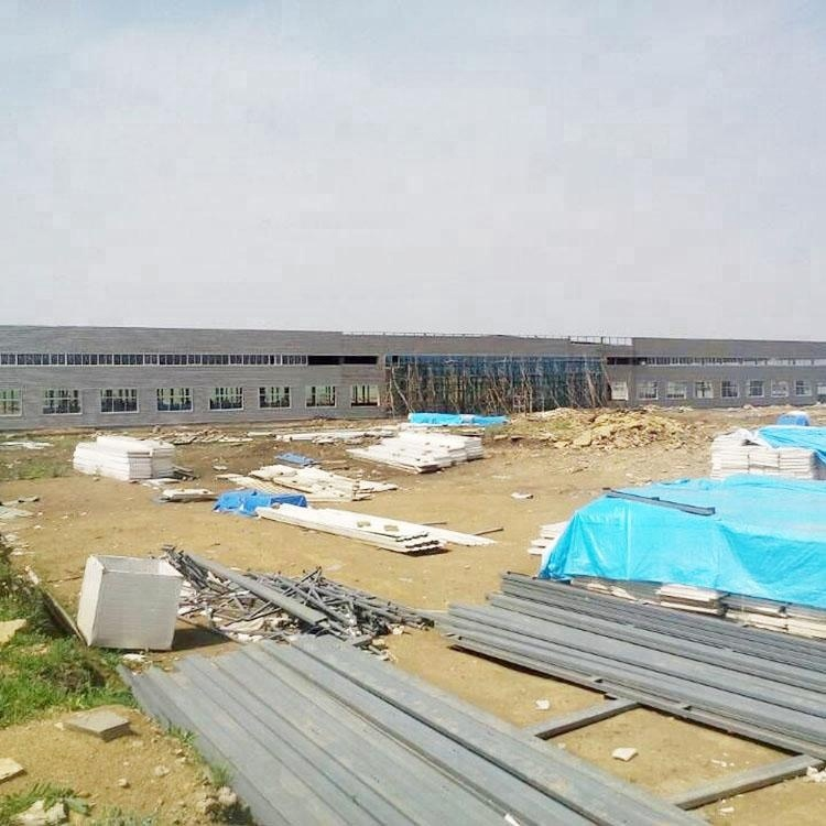 Shandong Professional supplier high quality light steel warehouse