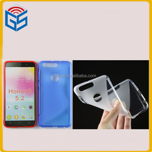 For Huawei Honor 8 5.2 inch Cover S Line Style TPU Phone Mobile Case
