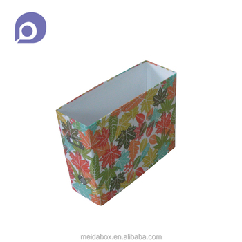 collapsible A4 paper file document storage box without lid  sc 1 st  Alibaba & Collapsible A4 Paper File Document Storage Box Without Lid - Buy ...