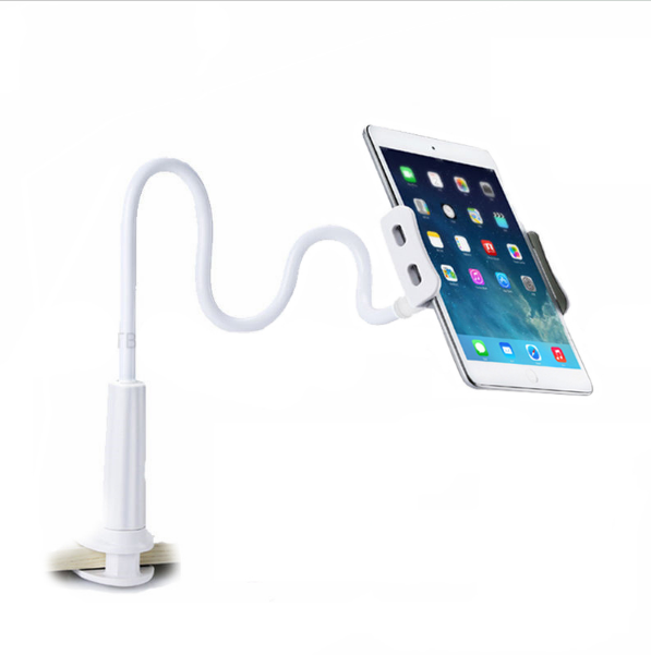 For <strong>ipad</strong> tablet <strong>stand</strong> <strong>holder</strong> universal flexible gooseneck cell phone <strong>holder</strong> cell phone <strong>holder</strong> <strong>stand</strong> with flexible long arm