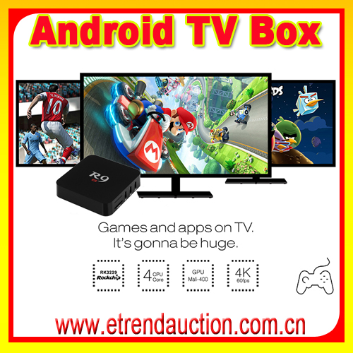 Cheapest arabic iptv channels google tv box android tv box Quad Core TV Box 2.0GHz 2G RAM 16G Flash Bluetooth 4K*2K with Remote