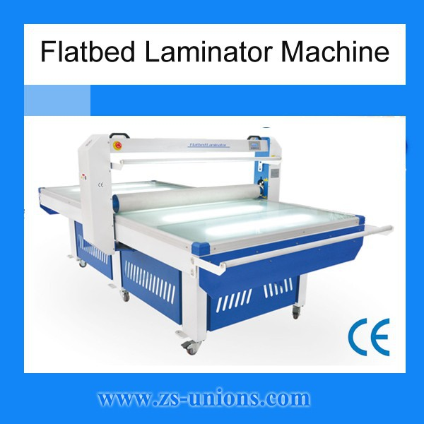 high quality flatbed laminator machine FY1325 model