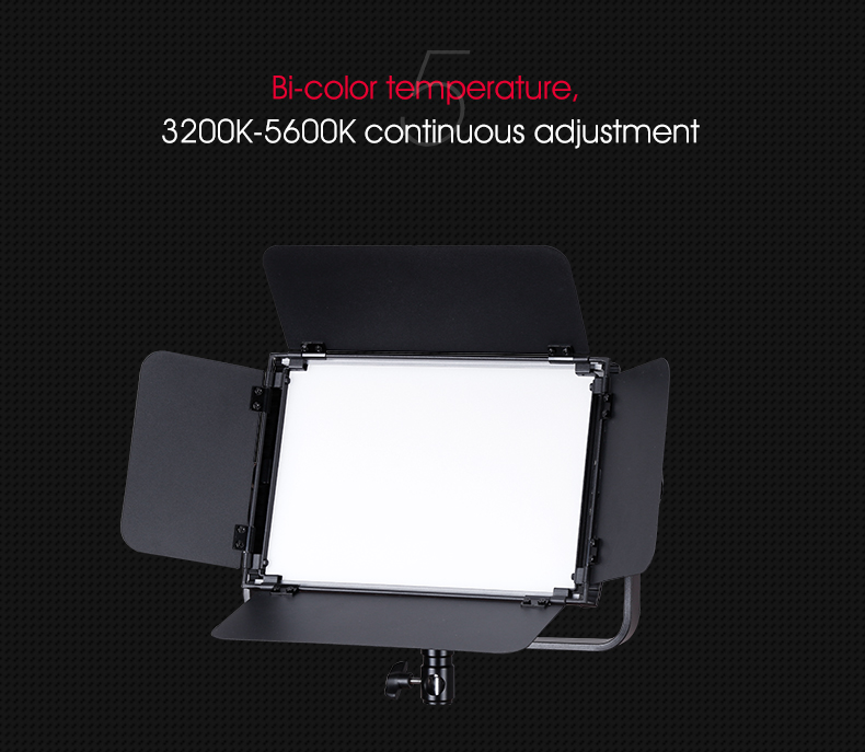 Tolifo CRI95+ Baby Shooting SMD LED Light Panel For Video Recording