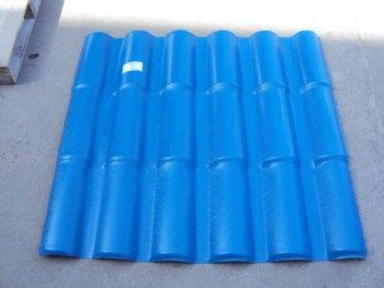 Roms Tuile Couleur Bleue Buy Tuile En Plastiquetuile Espagnoletuile En Plastique Product On Alibabacom