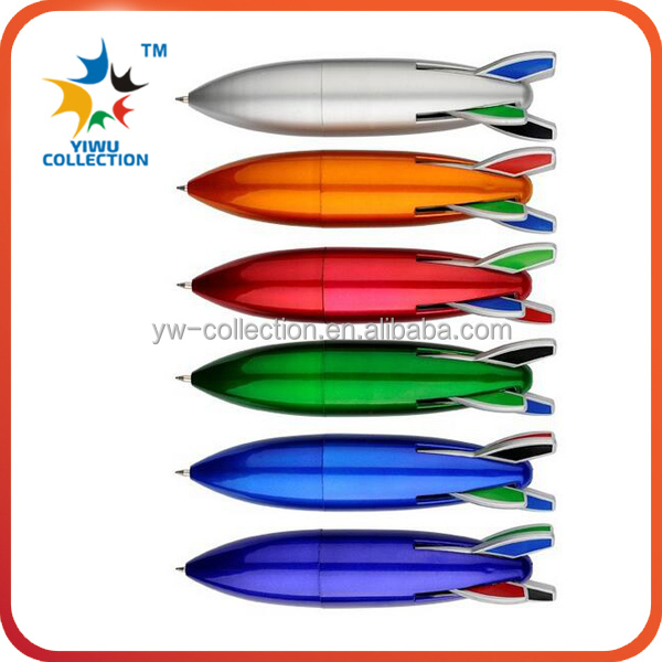 4 in 1 multicolor ball pen with one pencil custom logo for promotional
