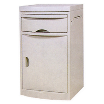 Used White Hospital Bedside Table Cabinets Cabinet Product On Alibaba