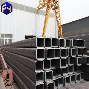 Multifunctional 100x100 made in china tianjin q345d square steel pipe for wholesales