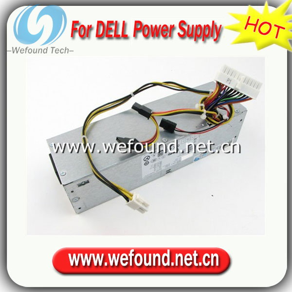 100% working For Dell 790 990 SFF Small Form Factor 240W PSU Power Supply 3WN11 H240AS-00
