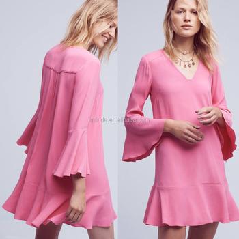 Red for girls dresses short
