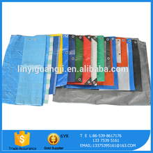 Breaking Strength Tear Elongation PE Birthday Tarpaulin Sizes