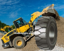 Pneumatic Solid forklift tyres for 6.00-9