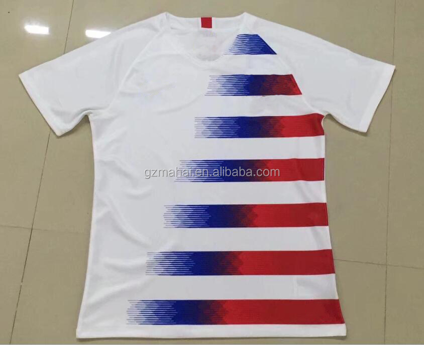 2020 selections Wholesale usa Pulisic Soccer Jersey national football shirt top grade quality