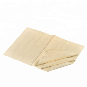 Chinese Small pack recycle used sanitary unbleached soft Tissue Making Manufacture wrapping turkey facial tissue Paper