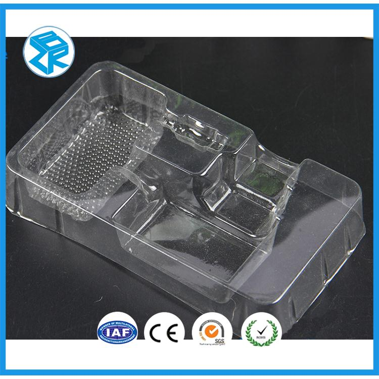 Oem Blister Boxes Tool Holder Plastic Packing Box For Electron