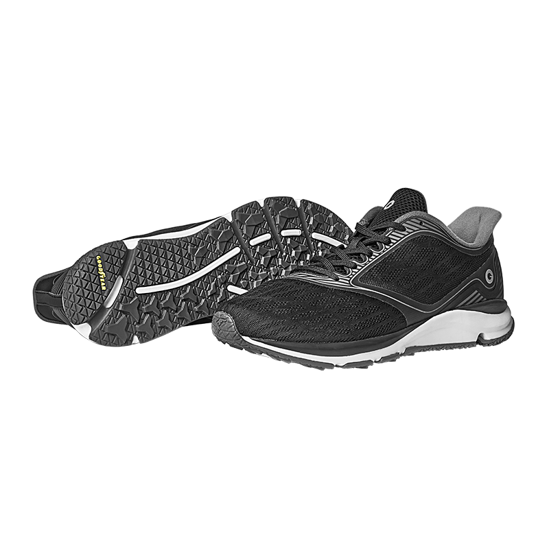2019 Amazfit Outdoor Black Breathable Running <strong>Shoes</strong> Highly Shock-absorbing Non-slip Sports <strong>Shoes</strong> For Women & Men