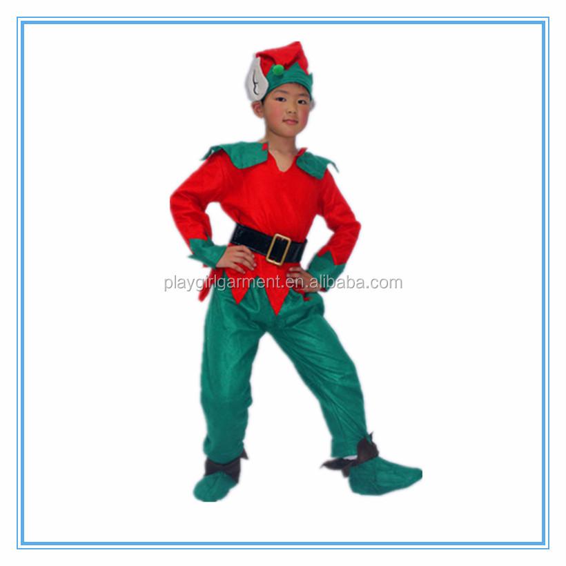 oompa loompa factory worker kids cosplay halloween costume pkhc 0012 - Oompa Loompa Halloween