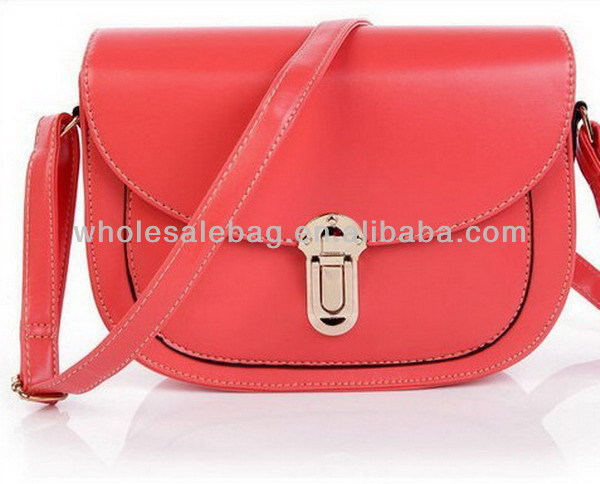 Cheap Leather Sling Bag Women Leather Messenger Bag Lady Shoulder ...