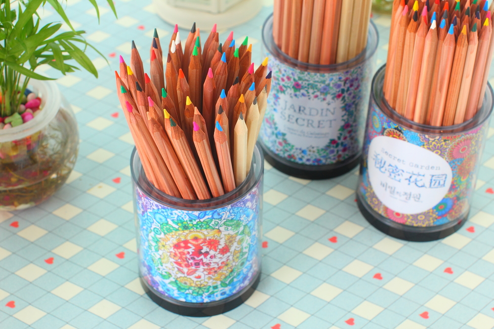 High Quality Tin Box Color Pencil Of 60 Colors,Art Drawing Pencils ...