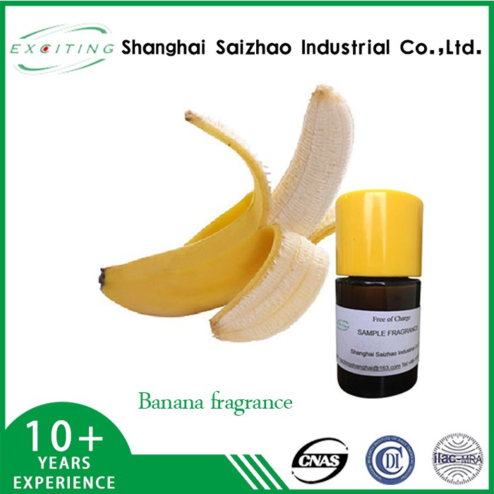 Perfume Oil Wholesale Banana Fragrance And Flavors