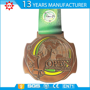 2017 Newest Cheap Bronze Finisher Medal Iron