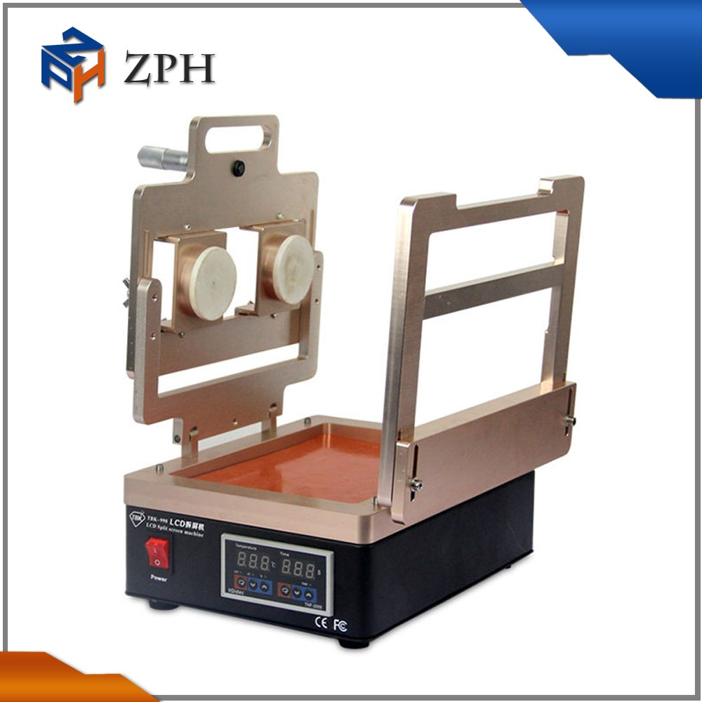 LCD Touch screen Separator Machine Vacuum Separate Machine Built-in Vacuum Pump used to refurbish mobile lcd